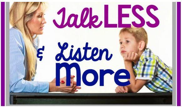 talklesslistenmore