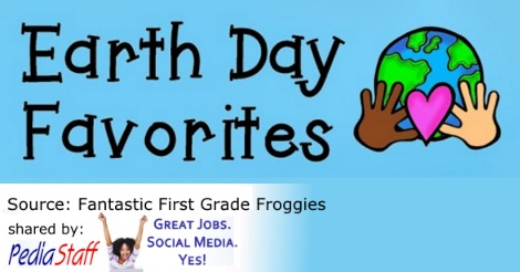 Great Reads For Earth Day - PediaStaff